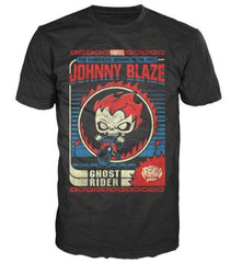 Funko Pop Tees - Ghost Rider