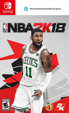 NBA 2K18 Standard Edition - Nintendo Switch $14.99