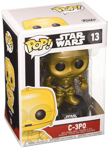 POP Star Wars: SW - C3PO