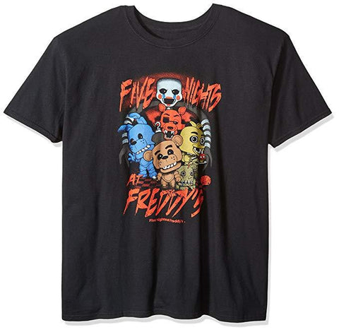 Funko Pop Tee - Five Nights at Freddy's Men's