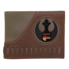 Men's Endor Star Wars Team Bifold Wallet