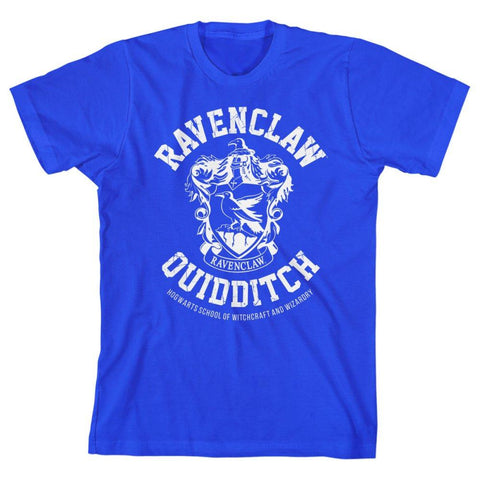 Youth Boys Ravenclaw TShirt Hogwarts Quidditch Clothing