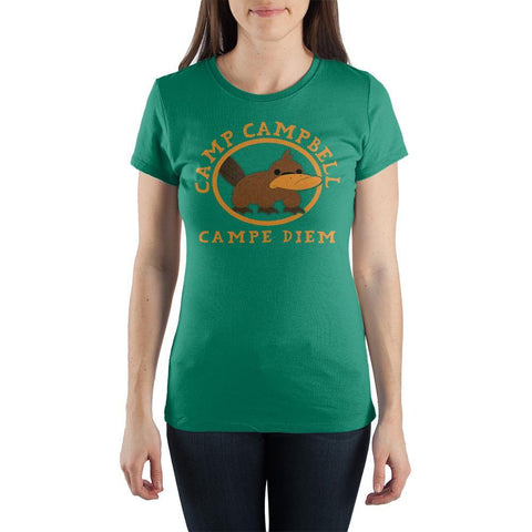 Camp Camp TShirt Rooster Teeth Clothing