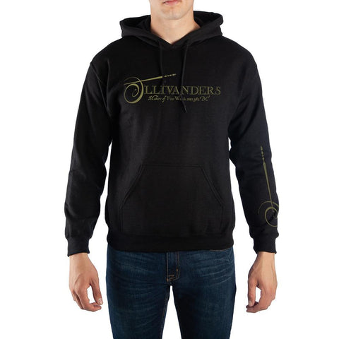 Harry Potter Ollivanders Pullover Hooded Sweatshirt
