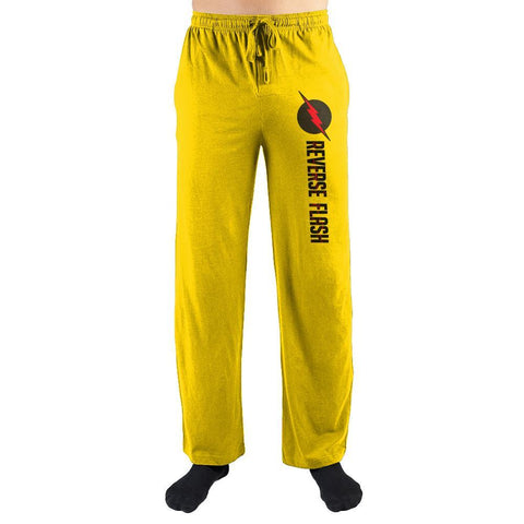 DC Comics The Flash Reverse Colors Sleep Pants