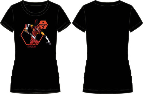 Juniors' Neon Genesis Evangelion Unit-02 T-Shirt