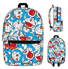 Doreamon Collage Sublimated Backpack