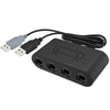 GameCube Controller Adapter For Wii PC and Nintendo Switch
