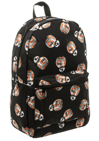 Star Wars Bb8 Sublimated Backpack