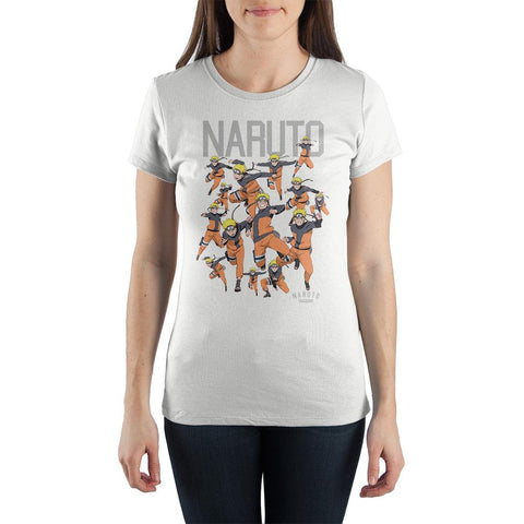 Naruto Juniors Graphic Tee Japanese Cartoon Clothing