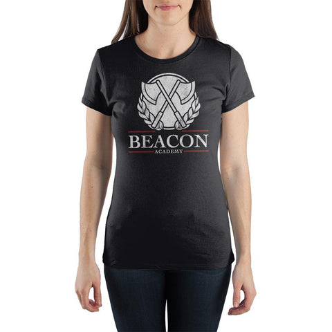 Beacon Academy RWBY Shirt Juniors Graphic Tee