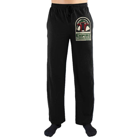 Star Wars Boba Fett Men's Loungewear Pajama Lounge Pants