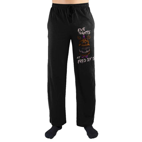 Five Nights of Freddy's Jumpscare Sleep Pants