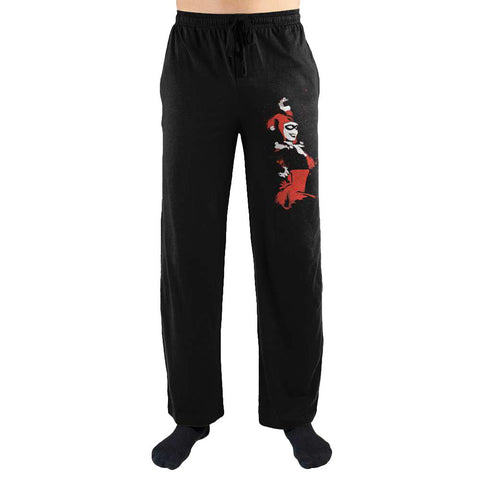 DC Comics Super Villain Harley Quinn Sleep Pants