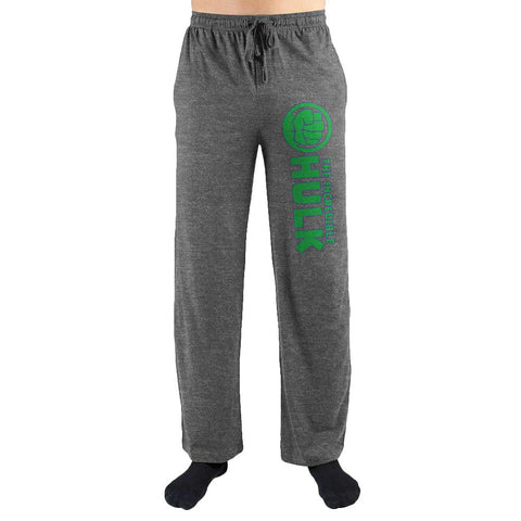 The Incredible Hulk Fist Print Men's Loungewear Lounge Pants