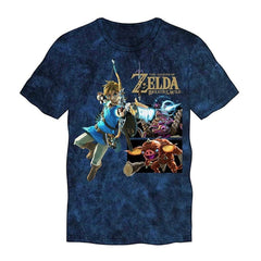 The Legend of Zelda Breath of the Wild Bow Tshirt