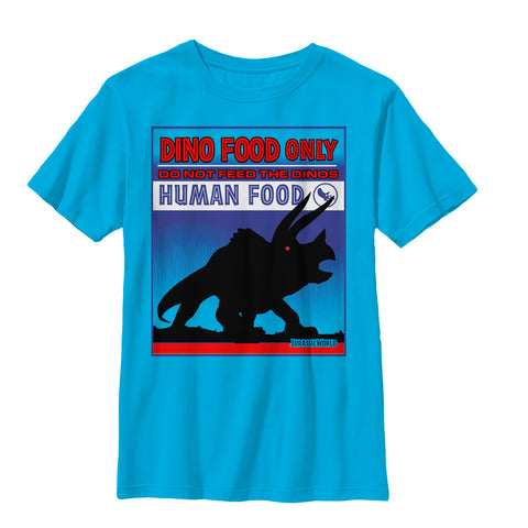 Jurassic Do Not Feed - T Shirt