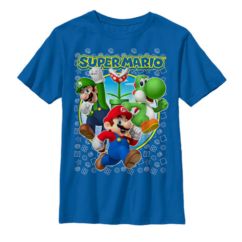 Super Three - T Shirt