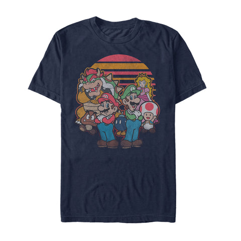 Mario and Friends - T Shirt