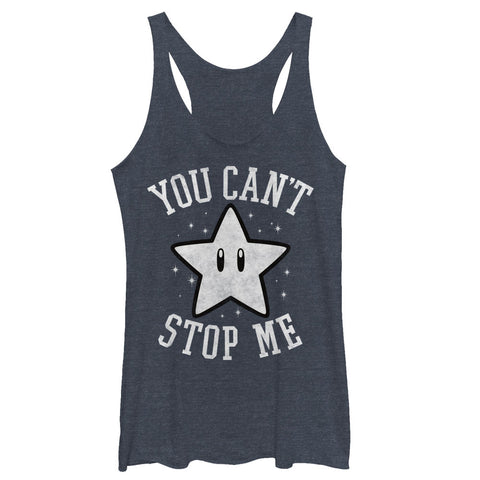 Cant Stop - Racerback Tank