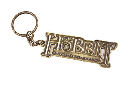 The Hobbit an Unexpected Journey Metal Keychain