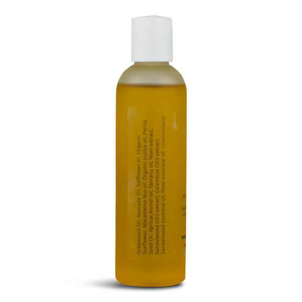 Body Oil Side Ingredients