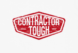 Contractor Tough - White