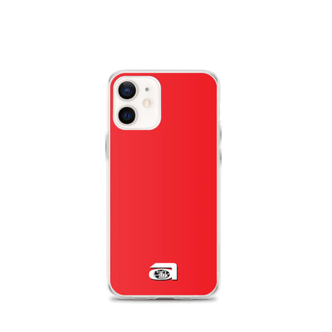 Allen iPhone Case - Red