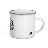 Made in the USA - Allen Engineering Enamel Mug