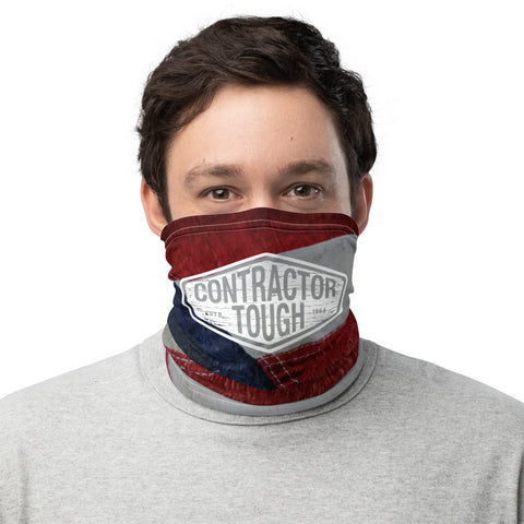 Allen Contractor Tough Diamond Neck Gaiter