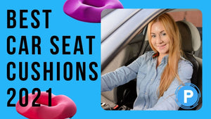 What Are The Best Car Seat Cushions for Long Comfortable Drives?