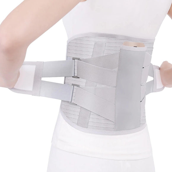 Orthopedic Lower Back Disc Brace for Lumbar Support