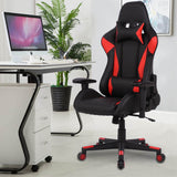 Red & Black Gaming Chair for Kids (And Adults)