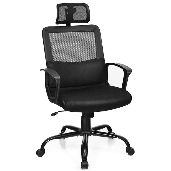 High Back Ergonomic Swivel Chair