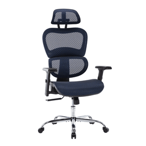 High Back Ergonomic Office Chair With Headrest