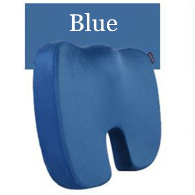Orthopedic Memory Foam Chair Cushion for Men & Women