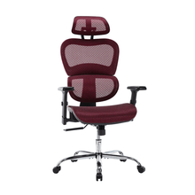 Load image into Gallery viewer, High Back Ergonomic Office Chair With Headrest
