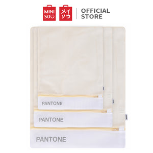 Miniso Official 3 Pack Laundry Bag Pantone- Laundry Bag