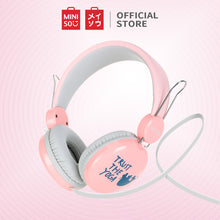Muat gambar ke penampil Galeri, MINISO KM-810 Headphone On-Ear Headset Earphone