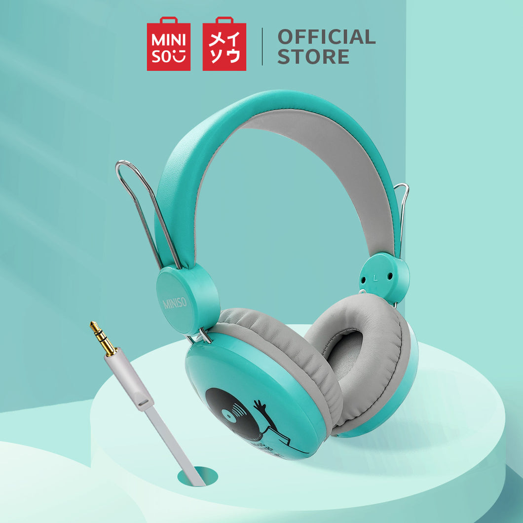 MINISO KM-810 Headphone On-Ear Headset Earphone