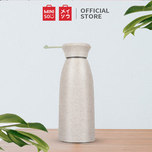 MINISO Botol dengan Pegangan Flexible Water Bottle 350ml