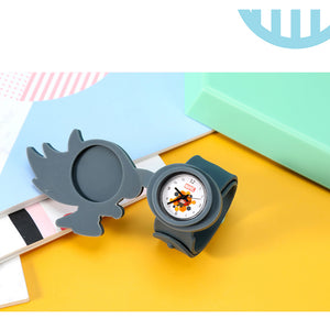 Miniso Official Jam tangan anak Marvel Slap Watch Anak-anak menonton