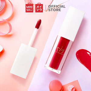 Miniso Official Makeup beauty Moist lip gloss - LIVESTREAM