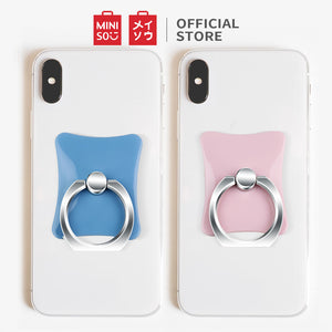 Miniso Official Zinc Alloy Ring Holder Mobile Grip