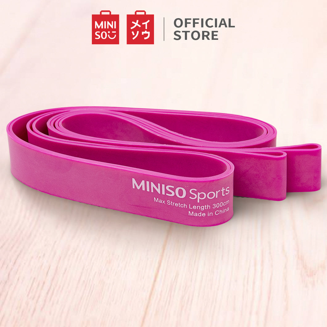 MINISO Ban Yoga Bertahanan Yoga Stretch Band , Random Pick