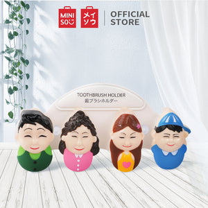 Miniso Official Toothbrush Holder All Family (01MN-4013)