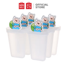 Load image into Gallery viewer, MINISO Cetakan Es Krim Plastik Adventure Time