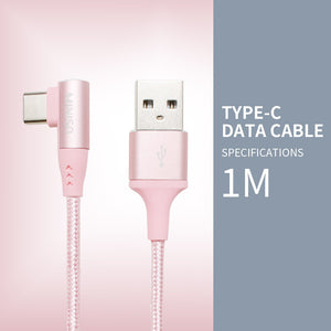 MINISO Gaming TIPE-C Kabel Data Charger 1M 2.1A