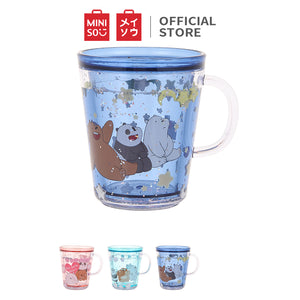 MINISO We Bare Bears Cangkir Mug Air Kopi Tempat Minum 260ml