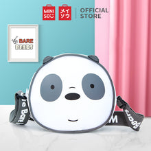 Load image into Gallery viewer, MINISO Tas Selempang Wanita Sling Bag Karakter Lucu We Bare Bears